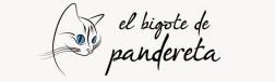 el bigote de pandereta logo